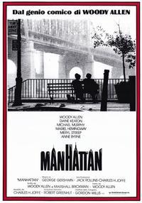 Manhattan - 11 x 17 Movie Poster - Italian Style A