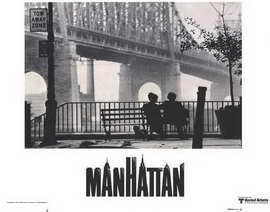 Manhattan - 11 x 14 Movie Poster - Style A