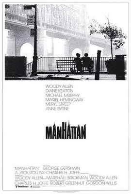 Manhattan - 27 x 40 Movie Poster - Style A