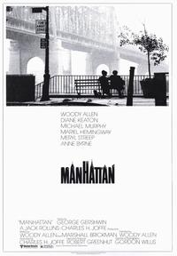 Manhattan - 43 x 62 Movie Poster - Bus Shelter Style A