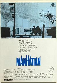 Manhattan - 11 x 17 Movie Poster - Spanish Style A