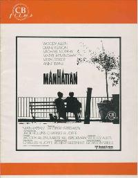 Manhattan - 27 x 40 Movie Poster - Spanish Style A