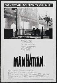 Manhattan - 27 x 40 Movie Poster - Australian Style A