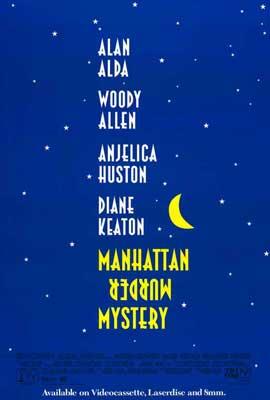 Manhattan Murder Mystery - 27 x 40 Movie Poster - Style A