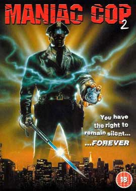 Maniac Cop 2 - 11 x 17 Movie Poster - UK Style A