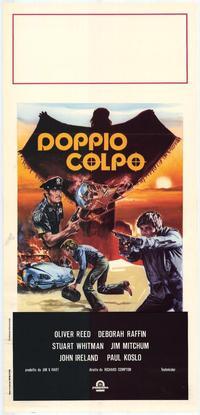 Maniac - 11 x 17 Movie Poster - Italian Style A