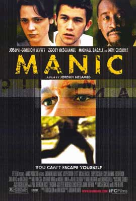 Manic - 11 x 17 Movie Poster - Style A