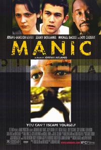 Manic - 27 x 40 Movie Poster - Style A