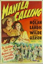 Manila Calling - 27 x 40 Movie Poster - Style A