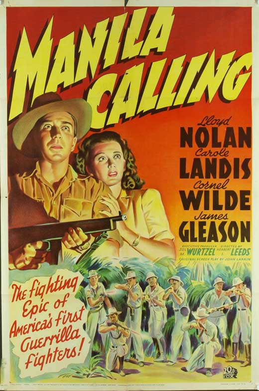 Manila Calling movie