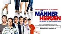 Mannerherzen - 20 x 40 Movie Poster - Swiss Style A