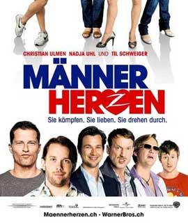 Mannerherzen - 11 x 17 Movie Poster - Swiss Style B