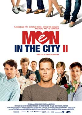 Mannerherzen - 27 x 40 Movie Poster - Style A