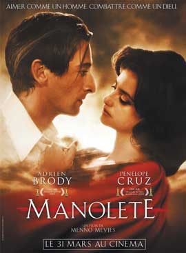 Manolete - 27 x 40 Movie Poster - French Style A