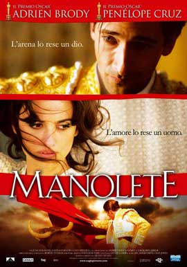 Manolete - 11 x 17 Movie Poster - Italian Style A