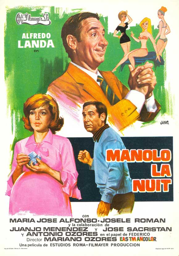 Manolo by Night movie