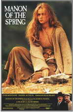 Manon of the Spring - 11 x 17 Movie Poster - Style A
