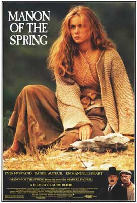 Manon of the Spring - 27 x 40 Movie Poster - Style A