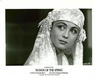 Manon of the Spring - 8 x 10 B&W Photo #7