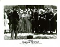 Manon of the Spring - 8 x 10 B&W Photo #8