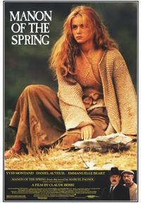 Manon of the Spring - 43 x 62 Movie Poster - Bus Shelter Style A