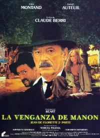 Manon of the Spring - 43 x 62 Movie Poster - Spanish Style A