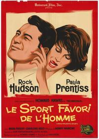 Man's Favorite Sport? - 11 x 17 Movie Poster - French Style A