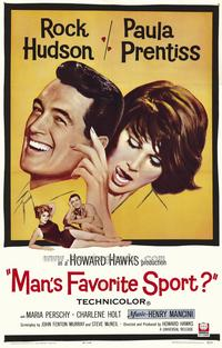 Man's Favorite Sport? - 27 x 40 Movie Poster - Style A