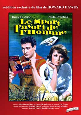 Man's Favorite Sport? - 11 x 17 Movie Poster - French Style B