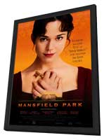 Mansfield Park - 11 x 17 Movie Poster - Style A - in Deluxe Wood Frame