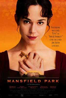 Mansfield Park - 27 x 40 Movie Poster - Style A