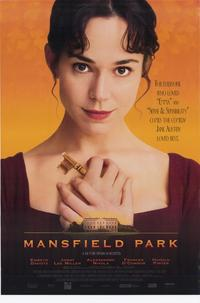 Mansfield Park - 43 x 62 Movie Poster - Bus Shelter Style A