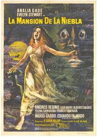 Mansi�n de la niebla, La - 27 x 40 Movie Poster - Spanish Style A