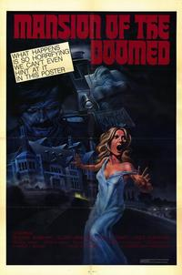Mansion of the Doomed - 11 x 17 Movie Poster - Style A