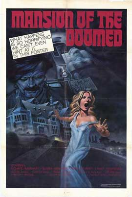 Mansion of the Doomed - 27 x 40 Movie Poster - Style A