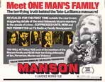 Manson - 22 x 28 Movie Poster - Half Sheet Style A