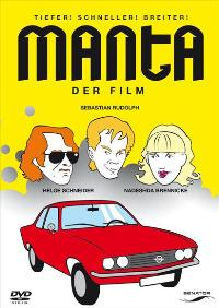 Manta - Der Film - 11 x 17 Movie Poster - German Style A