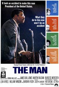 The Man - 11 x 17 Movie Poster - Style A