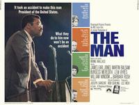 The Man - 11 x 14 Movie Poster - Style A