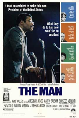 The Man - 27 x 40 Movie Poster - Style A