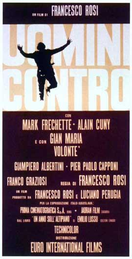 Many Wars Ago - 11 x 17 Movie Poster - Italian Style A