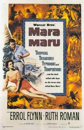 Mara Maru - 11 x 17 Movie Poster - Style A