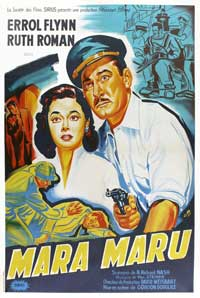 Mara Maru - 11 x 17 Movie Poster - French Style A
