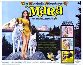 Mara of the Wilderness - 11 x 14 Movie Poster - Style A