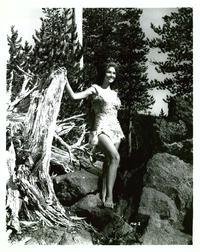 Mara of the Wilderness - 8 x 10 B&W Photo #5