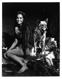 Mara of the Wilderness - 8 x 10 B&W Photo #6