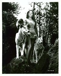 Mara of the Wilderness - 8 x 10 B&W Photo #11