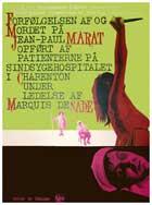 Marat Sade - 11 x 17 Movie Poster - Danish Style A