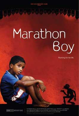 Marathon Boy - 11 x 17 Movie Poster - Style A