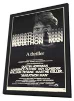 Marathon Man - 11 x 17 Movie Poster - Style A - in Deluxe Wood Frame